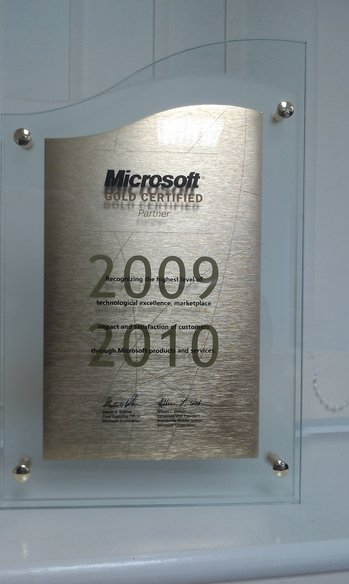 how to become microsoft gold certified partner