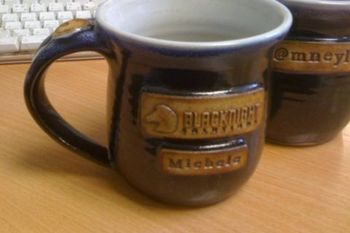 Blacknight Twitter Mug