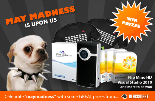 May Madness Giveaway