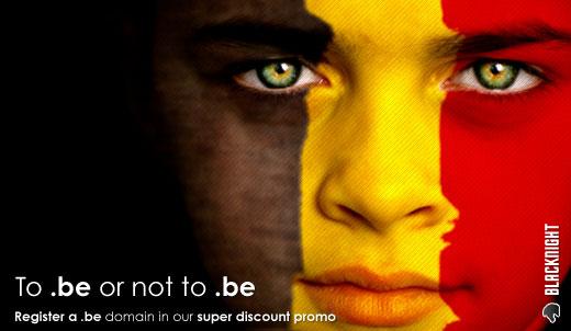 dotBe domain discount