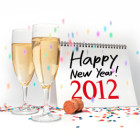 Happy New Year 2012 from Blacknight