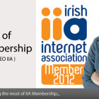Making the most of IIA membership
