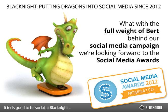 social media dragons