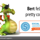 bert-felt-pretty-cool
