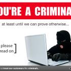 youreacriminal