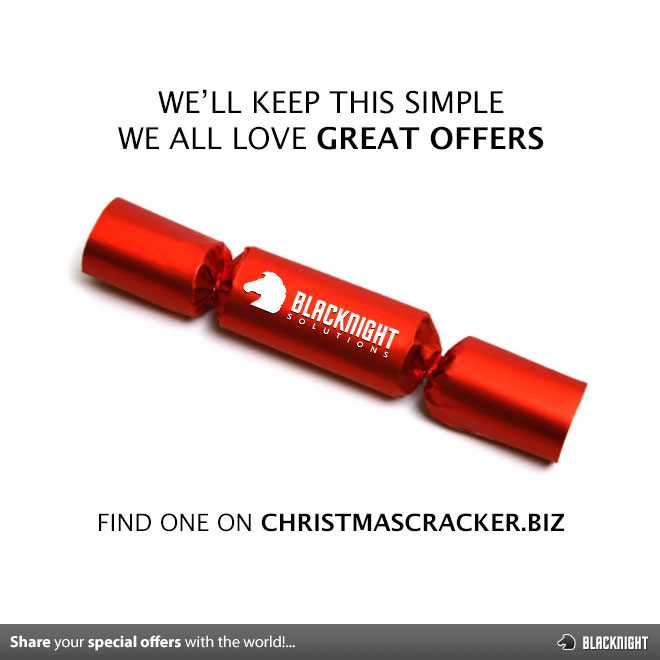 Share Your Special Offers and Discounts on Christmascracker.biz