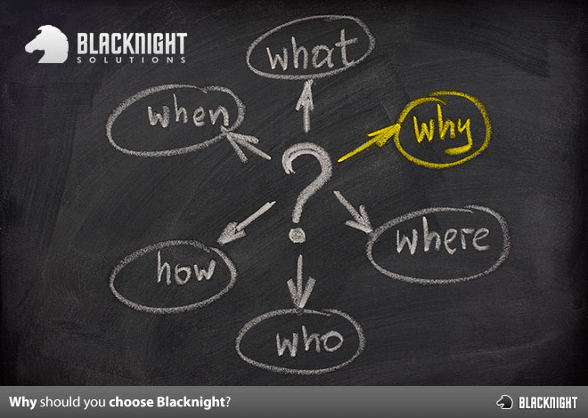 Why Choose Blacknight?