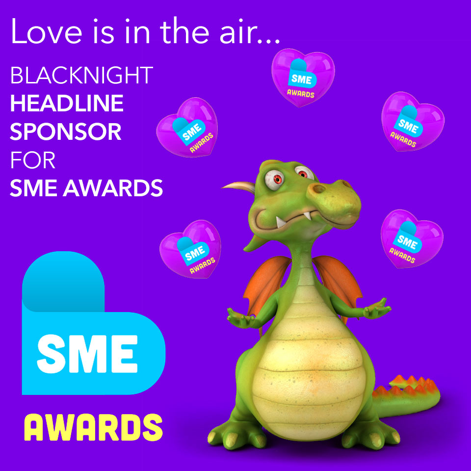 Blacknight #LoveSMEs and announce headline sponsorship of SME Awards