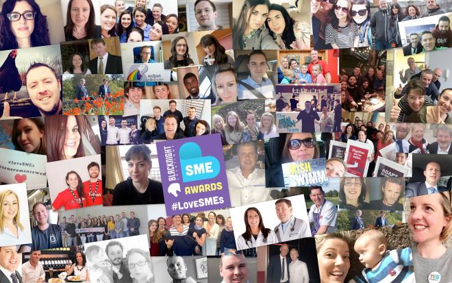 SME Awards Selfies
