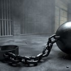 Ball And Chain In Prison