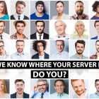 We Know where your server is do you?