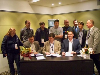 RAA Signing Sydney