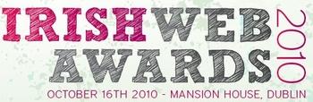 Thumbnail image for Irish Web Awards 2010