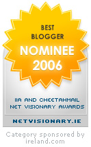 Net Visionary 2006 Nominee