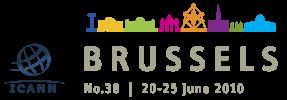 ICANN Brussels logo
