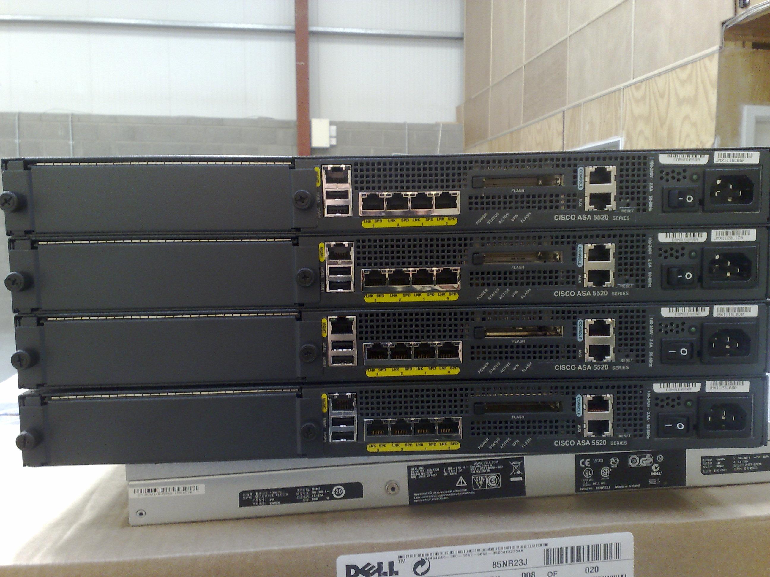 Cisco ace firewall
