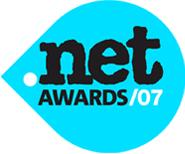 .net Magazine Awards 2007