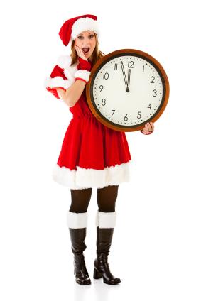 Time Christmas