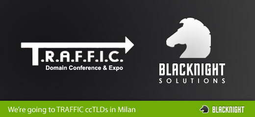 traffic cctlds Milan