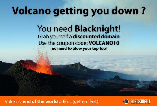 Volcano Discount