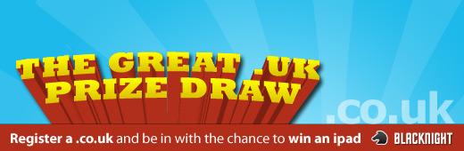 UK prize draw