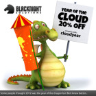 Year of the dragon - year of the cloud