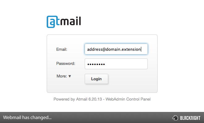 Altmail Blacknight