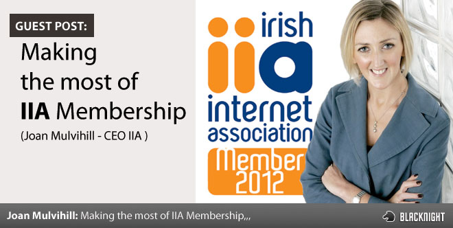 Making the most of IIA membership