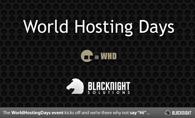 World Hosting Days Event in Rust, Germany 2012