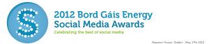 Social Media Awards 2012