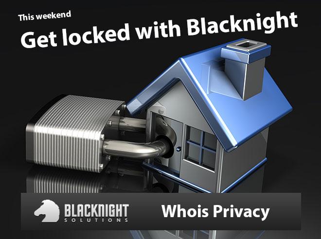 Get Locked With Blacknight