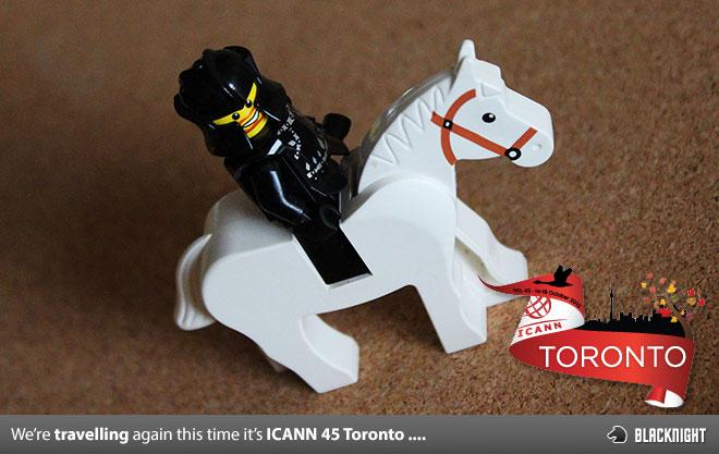 Blacknight attending ICANN 45 in Toronto