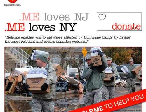 Press Release: Blacknight Announce Help.ME Disaster Relief Initiative
