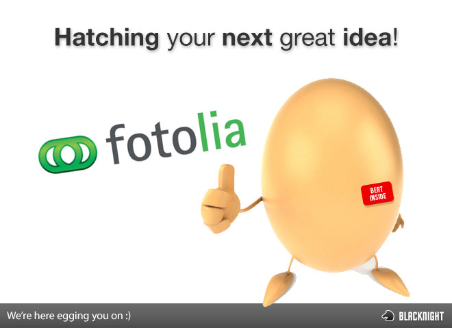 Hatching your next great idea