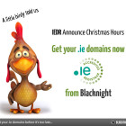 Get IE domains with Blacknight