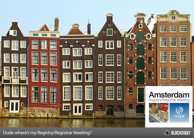 European regional registrar / registry meeting Amsterdam