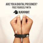 Free yourself - don't be a digital prisoner