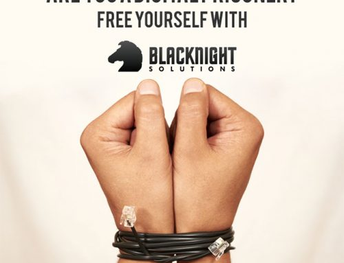 Blacknight Encourage Customers to Upgrade Their Digital Lives in The New Year