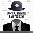 Don't be invisible