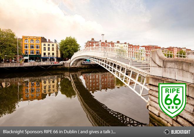 RIPE 66 Dublin May 2013
