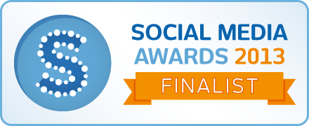 Irish Social Media Awards 2013 finalists