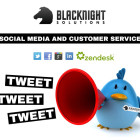 How we use social media for customer service