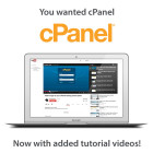 You Wanted cPanel