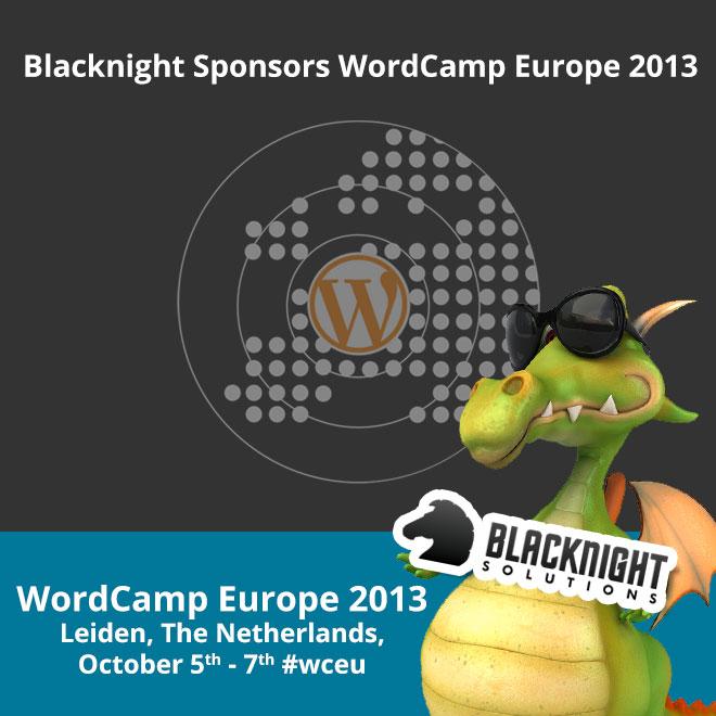 Blacknight sponsors Wordcamp Europe