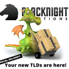 first new TLDS go live