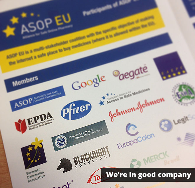 asop.eu - alliance for safe online pharmacies