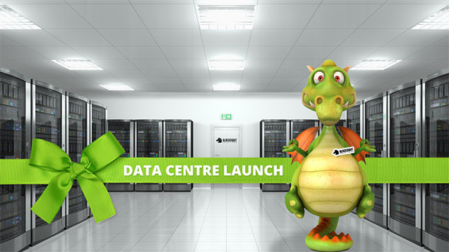 blacknight data centre opening