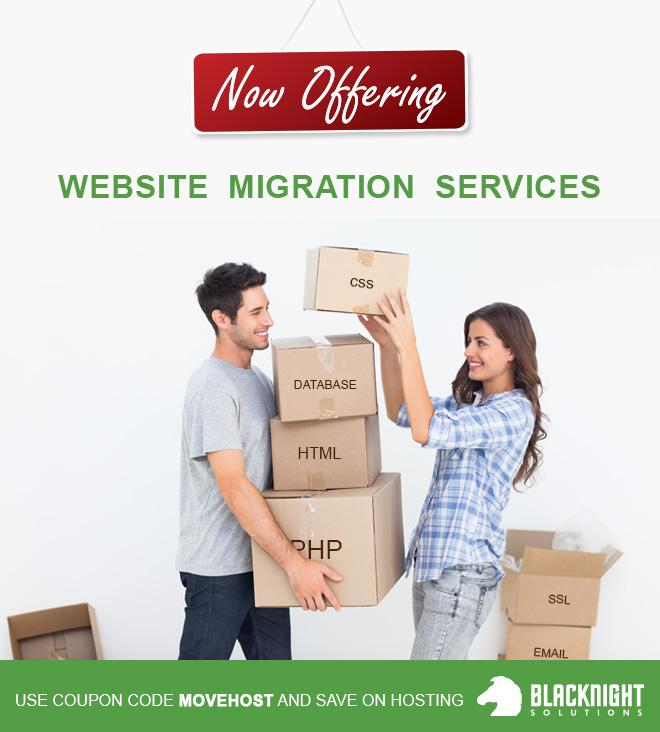 Website Migration Service