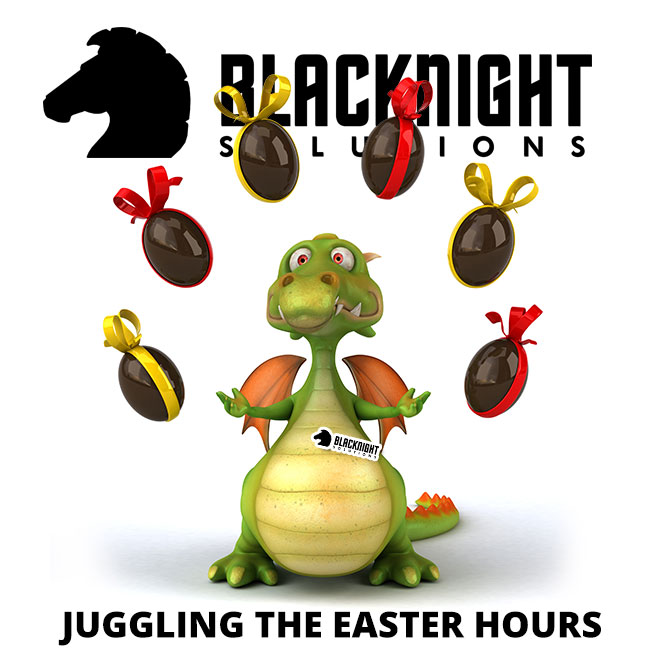 Juggling The Easter Hours