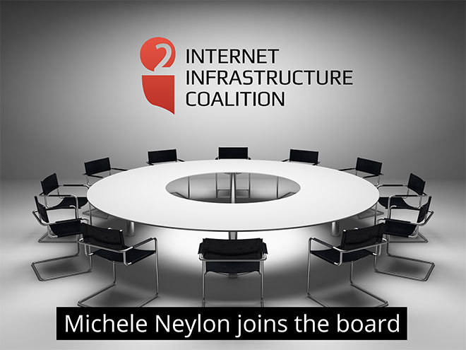 Michele Neylon of Blacknight joins i2c board